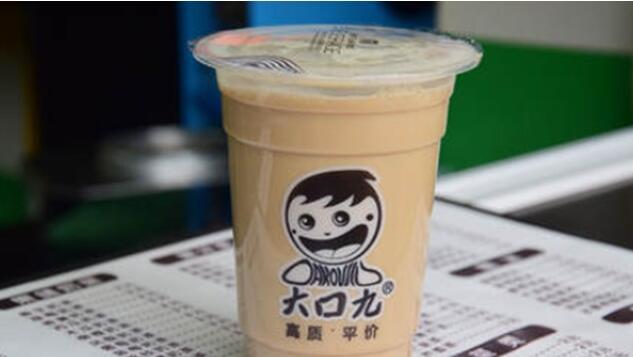 最牛奶茶加盟品牌