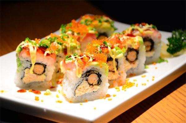 寿司加盟大全