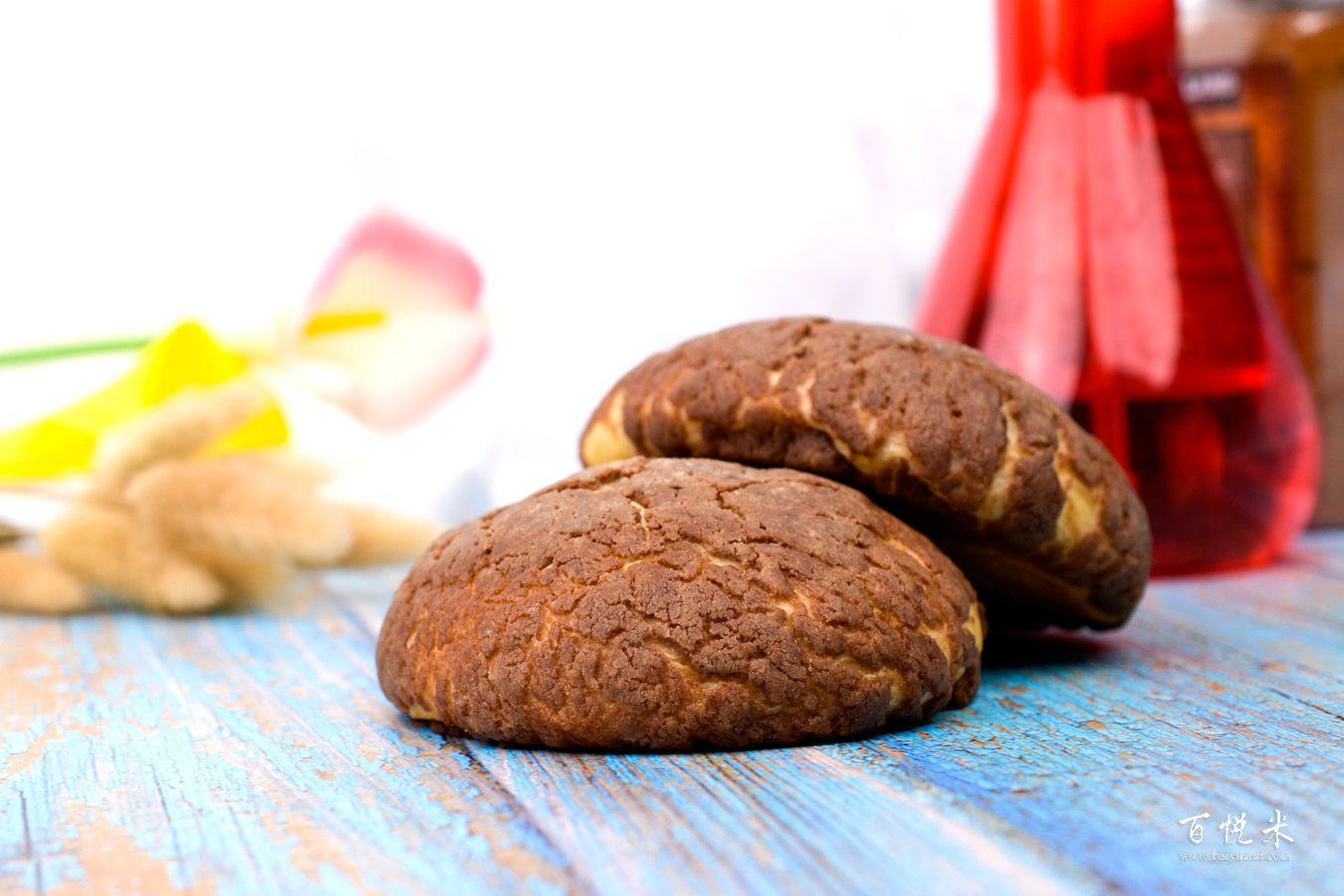 巧克力菠萝包的做法大全,巧克力菠萝包西点培训怎么做