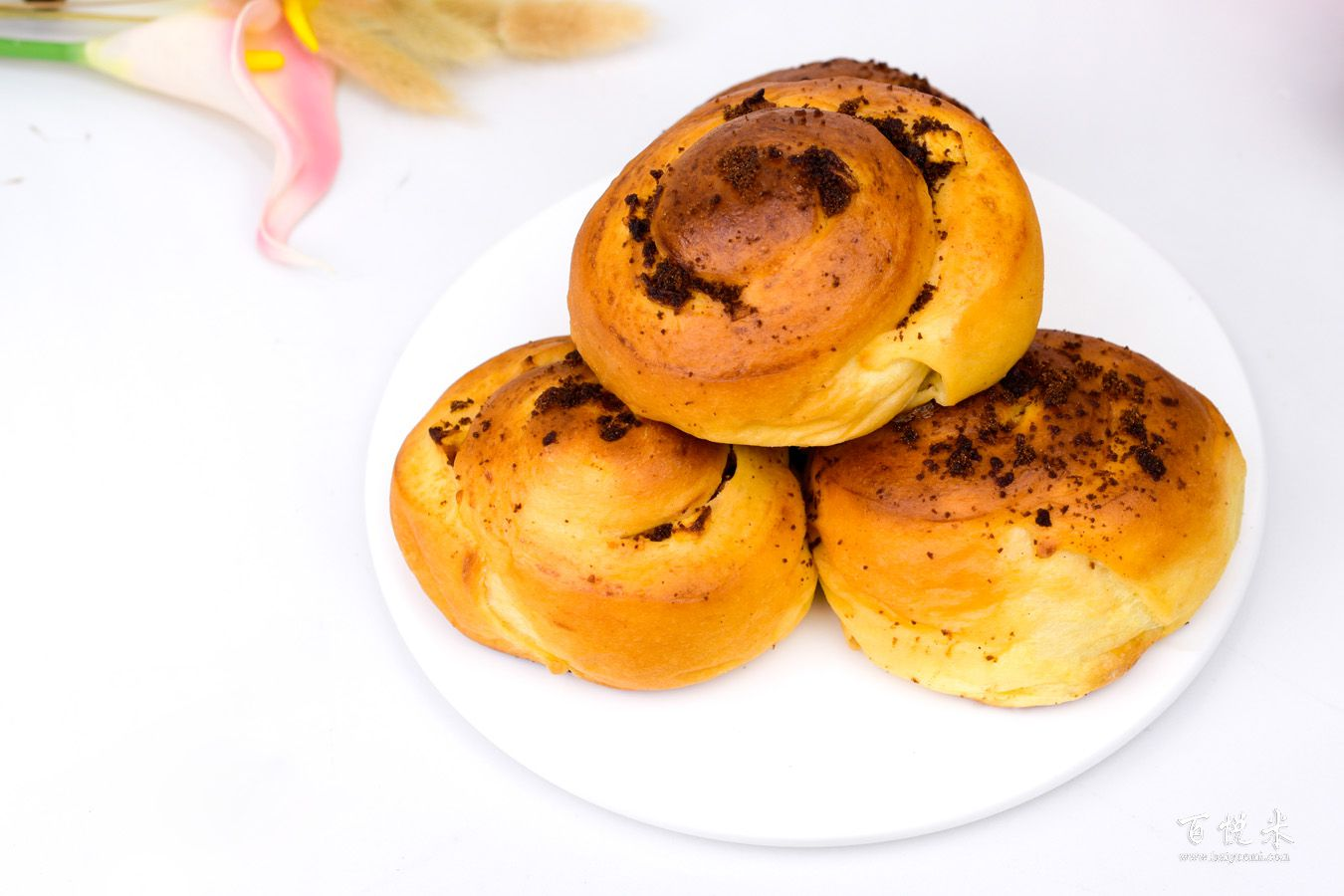 肉桂苹果面包的做法大全,肉桂苹果面包西点培训图文步骤