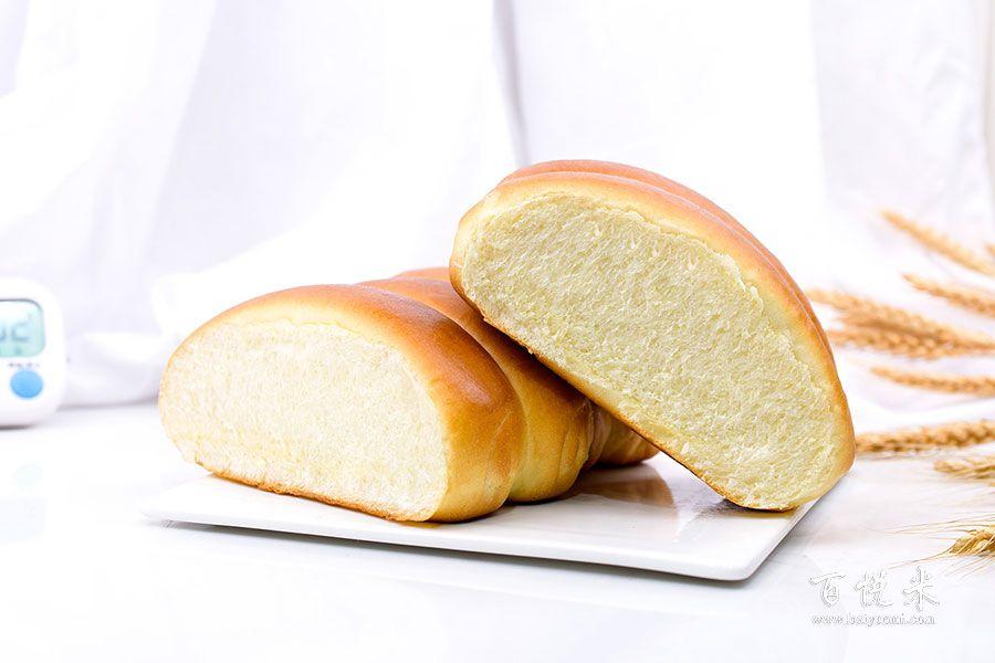 牛奶排面包的做法视频大全_西点培训学习教程