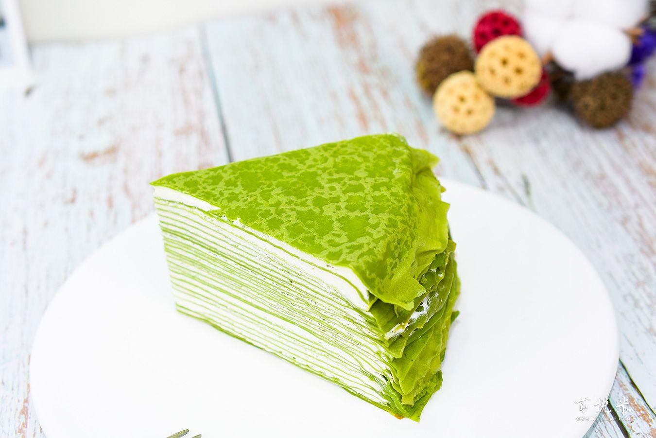 抹茶千层蛋糕的高清图片大全【蛋糕图片】_281