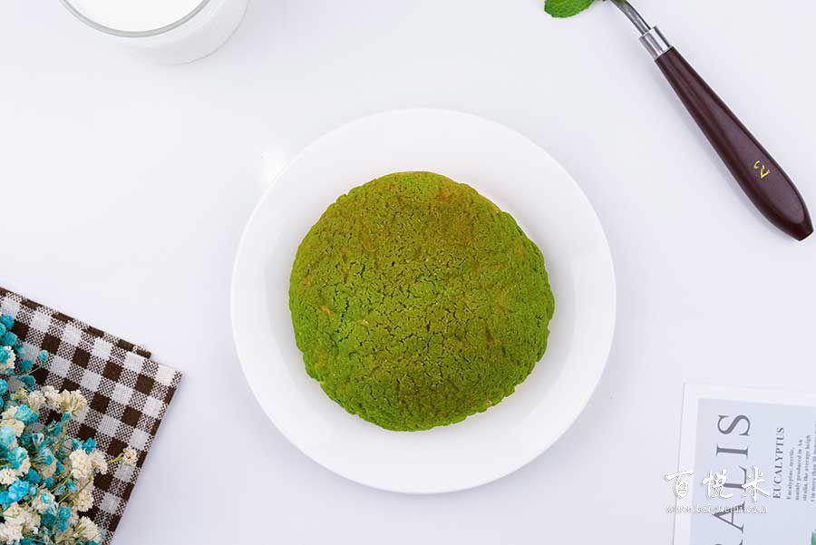 抹茶菠萝包的高清图片大全【蛋糕图片】