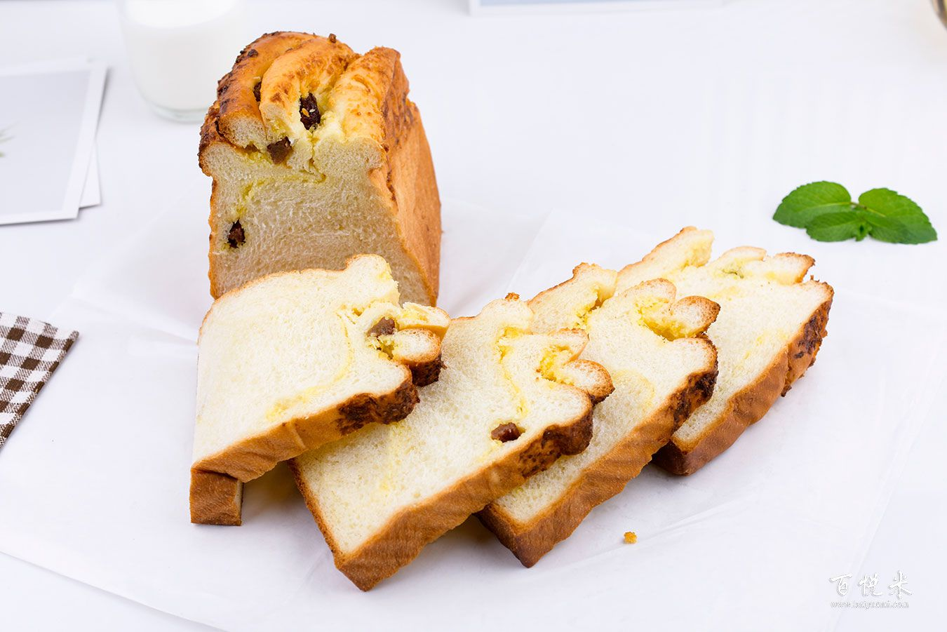 椰蓉吐司的高清图片大全【蛋糕图片】_301
