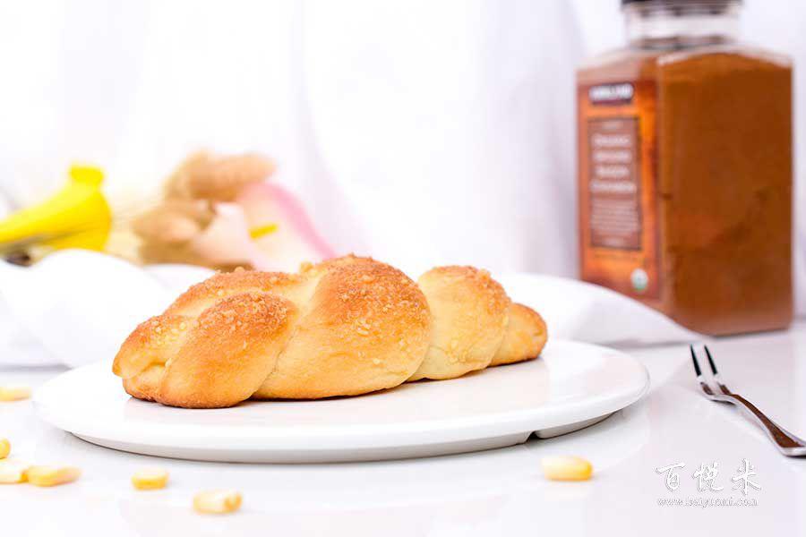 辫子面包的做法视频大全_西点培训学习教程