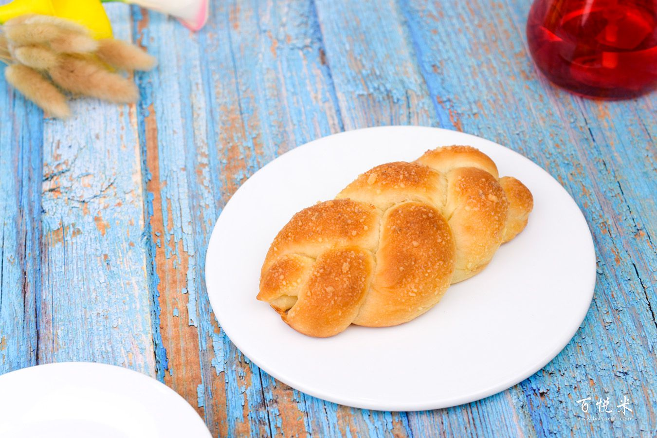 辫子面包的做法大全,辫子面包西点培训图文步骤教程