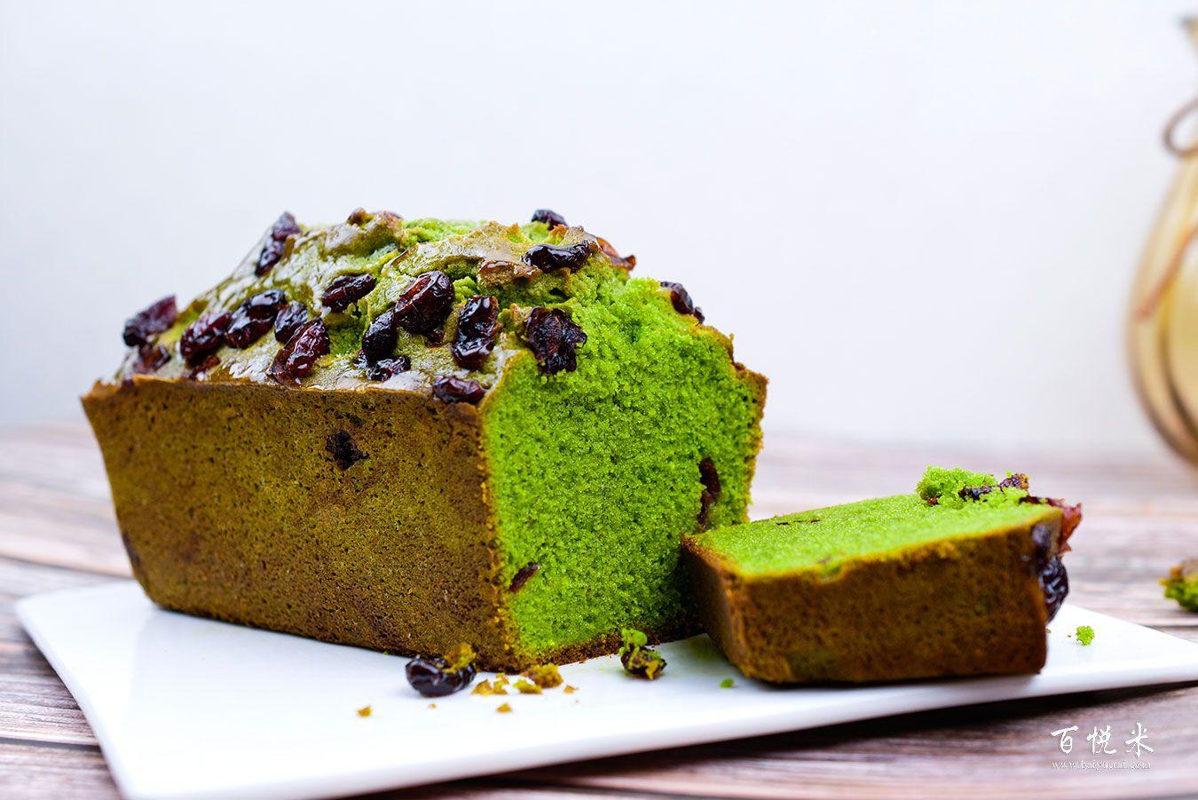 抹茶磅蛋糕的高清图片大全【蛋糕图片】_307