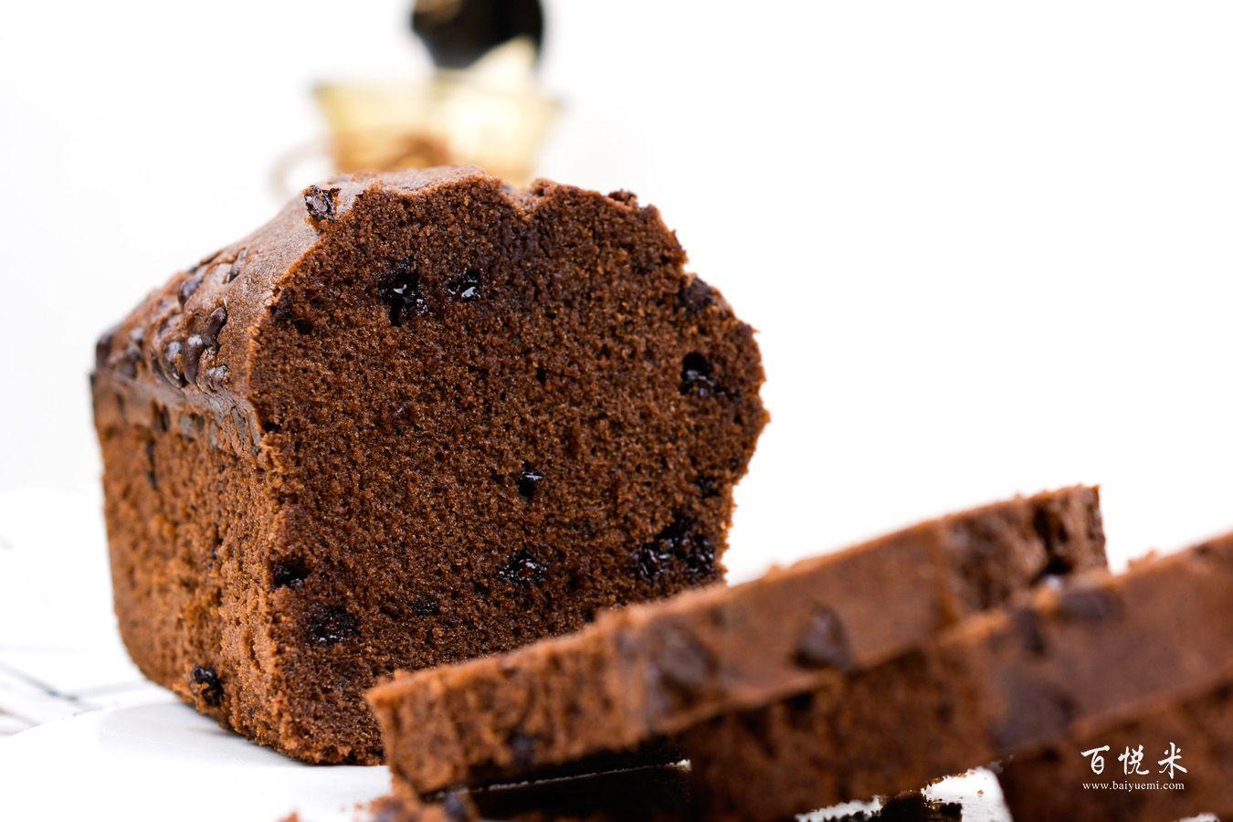 巧克力磅蛋糕的做法大全,巧克力磅蛋糕培训图文步骤详解
