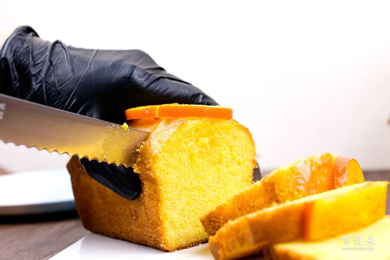 香橙磅蛋糕高清图片大全【蛋糕图片】_316