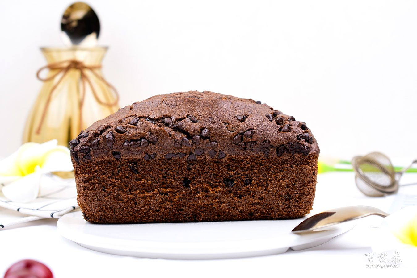 巧克力磅蛋糕高清图片大全【蛋糕图片】_325