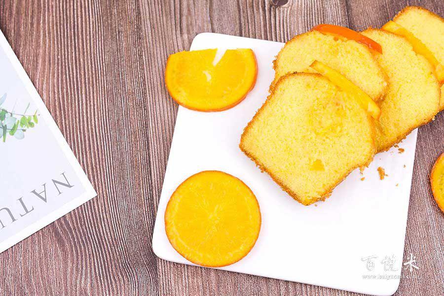 香橙磅蛋糕高清图片大全【蛋糕图片】