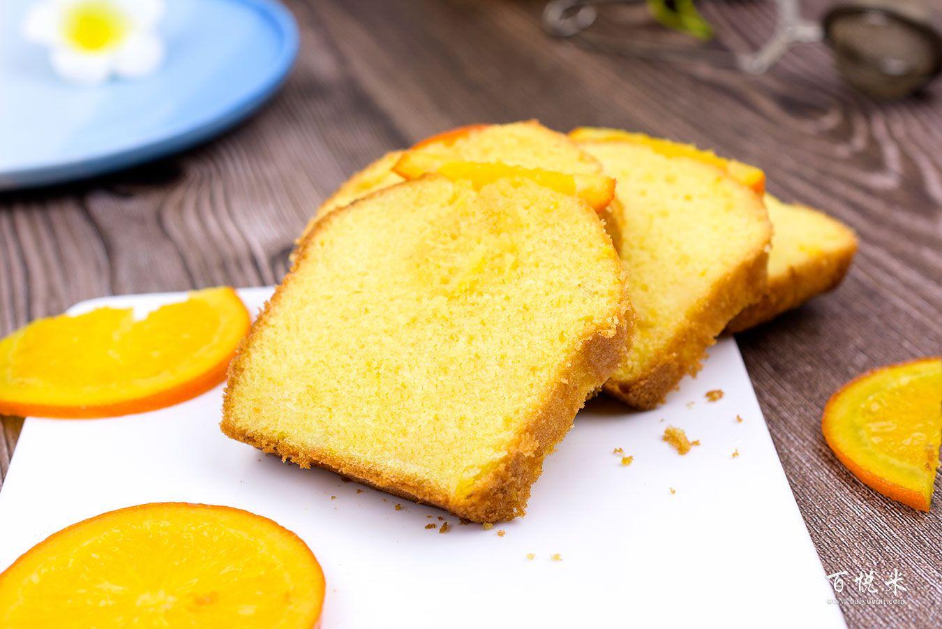 香橙磅蛋糕高清图片大全【蛋糕图片】_317
