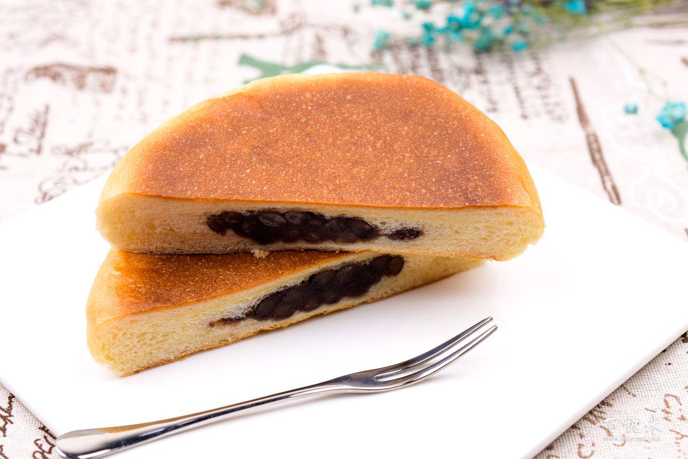 日式红豆包的做法大全,日式红豆包西点培训图文步骤教程