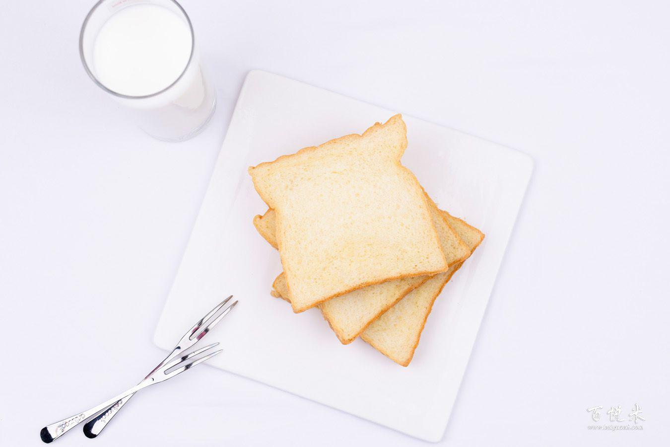 原味吐司面包的做法大全,原味吐司西点培训图文步骤分享