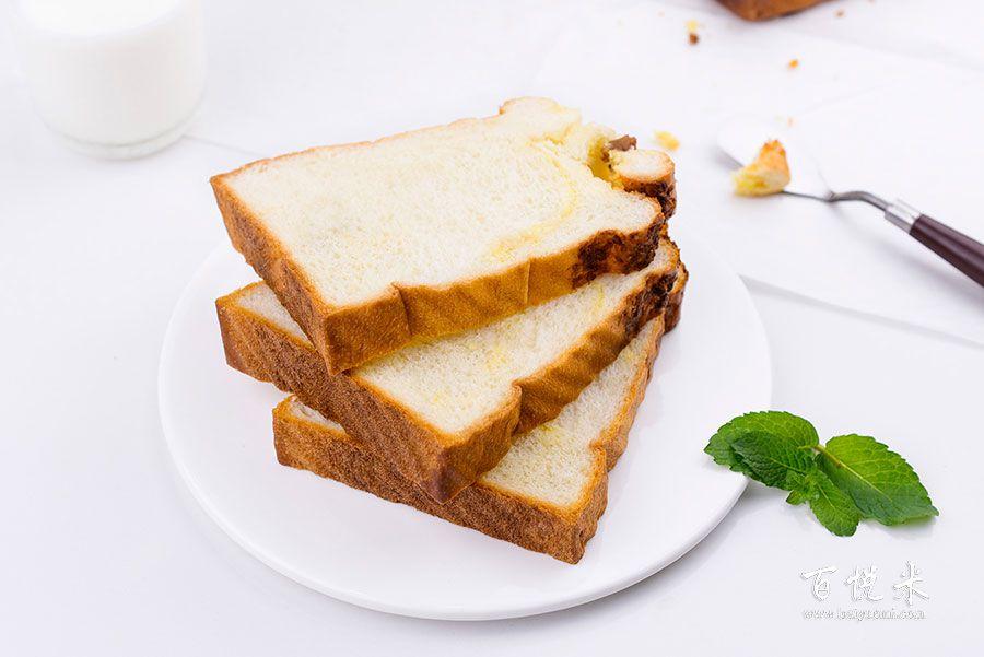 椰蓉吐司面包的做法视频大全_西点培训学习教程
