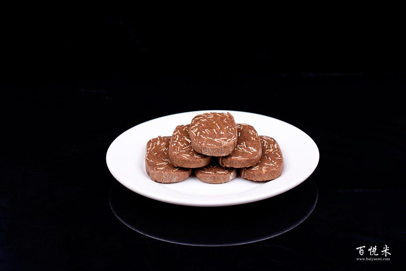 杏仁巧克力饼干高清图片大全【蛋糕图片】_344