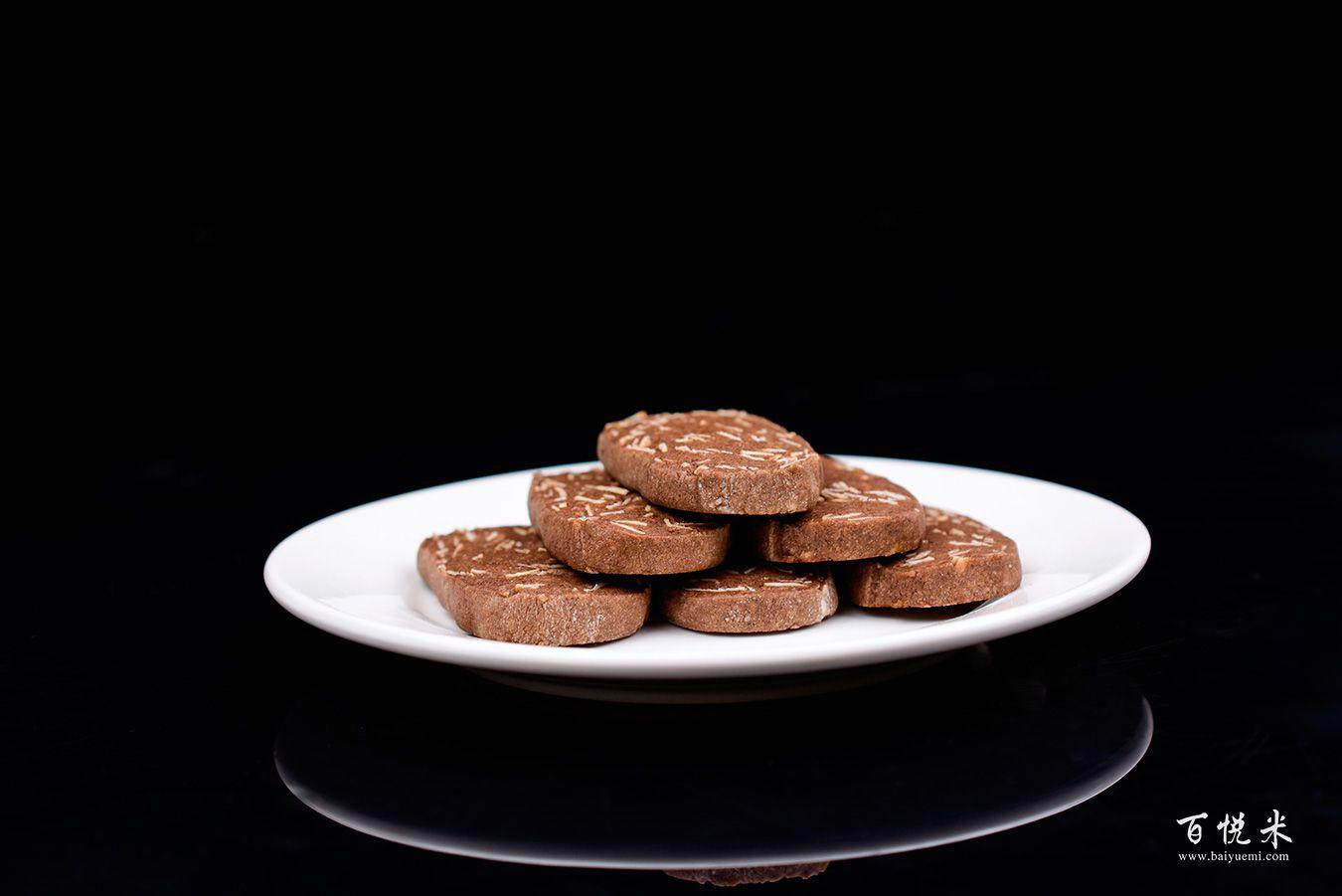 杏仁巧克力饼干高清图片大全【蛋糕图片】_345