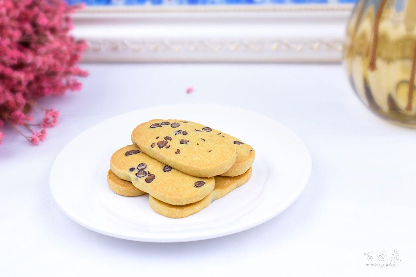 红豆酥饼干的做法大全,红豆酥西点培训图文步骤分享
