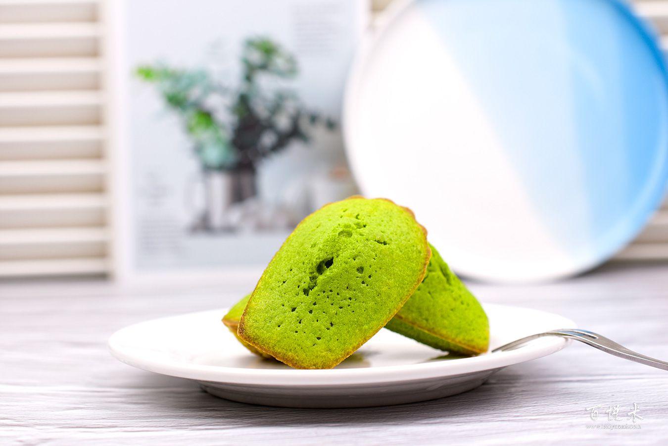 抹茶蔓越莓玛德琳高清图片大全【蛋糕图片】_363