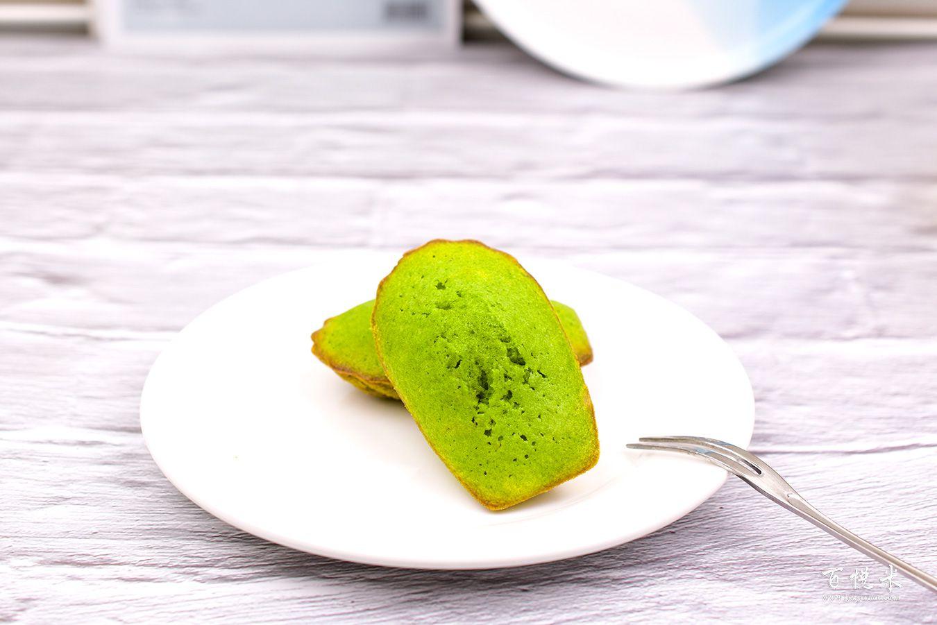 抹茶蔓越莓玛德琳高清图片大全【蛋糕图片】_367