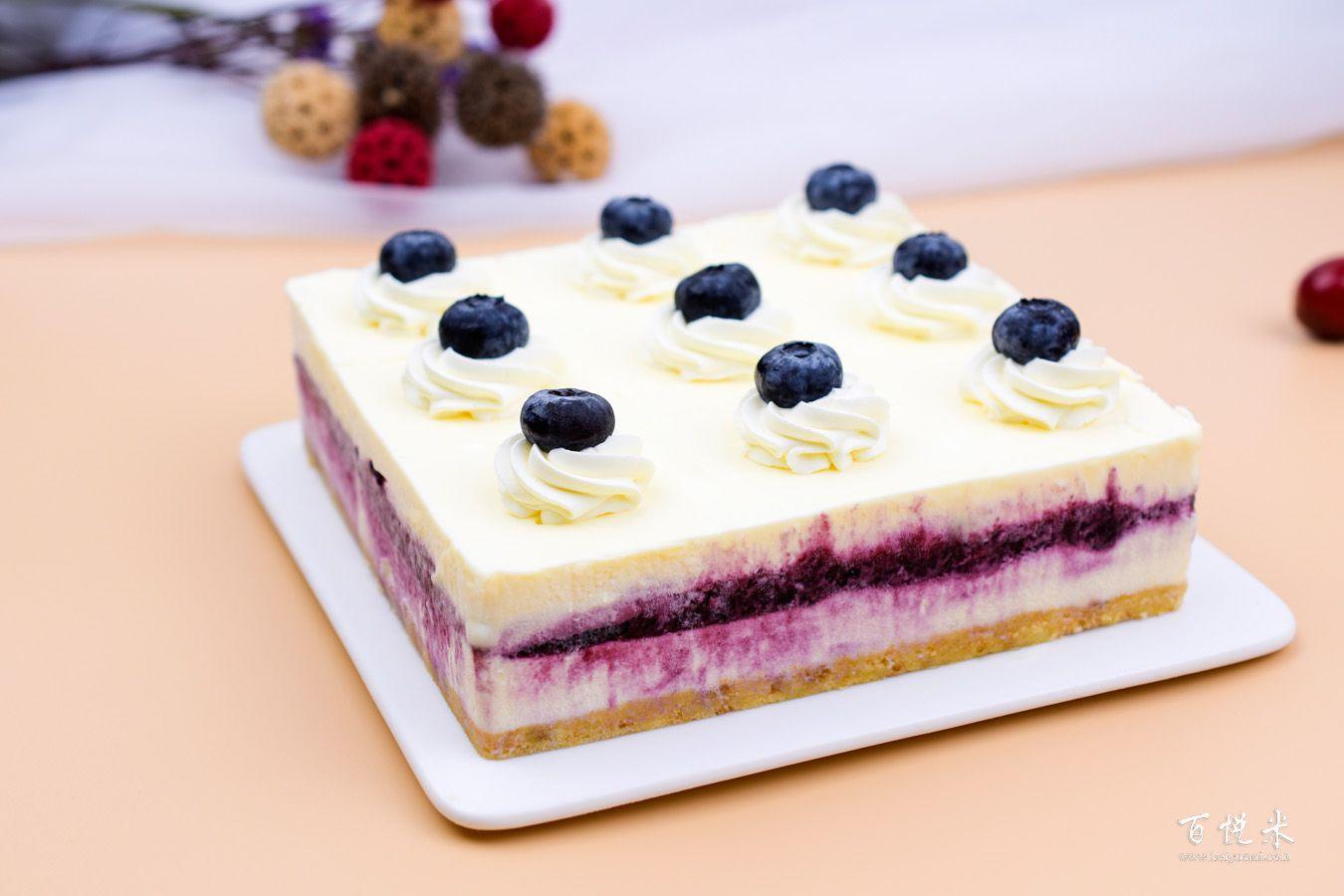 蓝莓芝士蛋糕的做法大全,芝士蛋糕培训怎么做