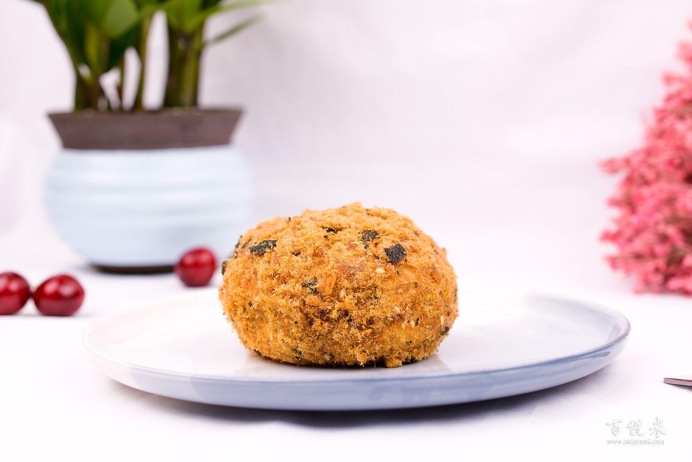 肉松小贝蛋糕高清图片大全【蛋糕图片】_388