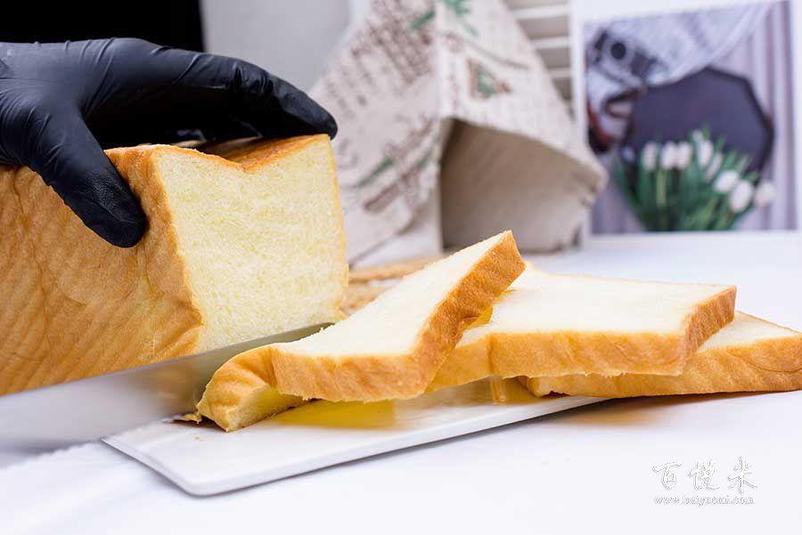 原味吐司面包的做法视频大全_西点培训学习教程
