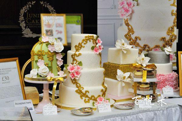 翻糖蛋糕:翻糖蛋糕入门级教学,从基础学起!