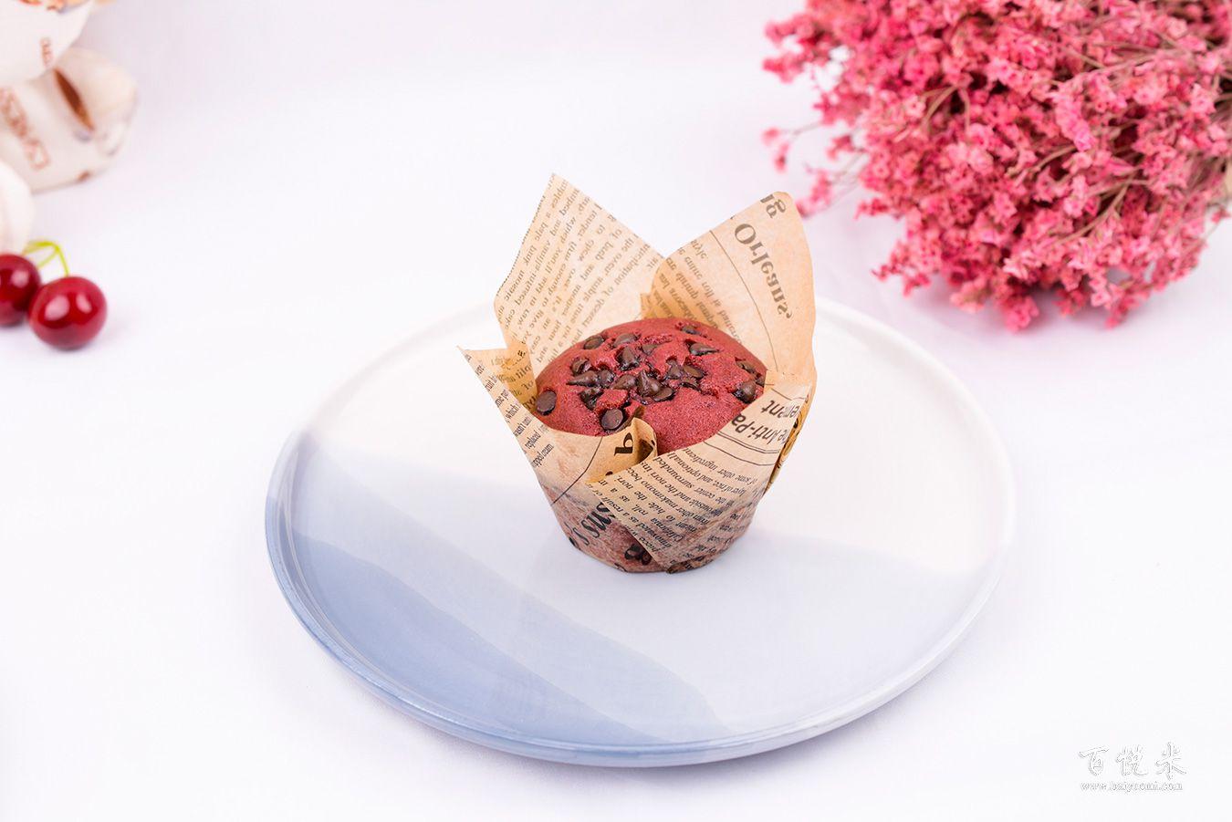 红丝绒玛德琳蛋糕高清图片大全【蛋糕图片】_401