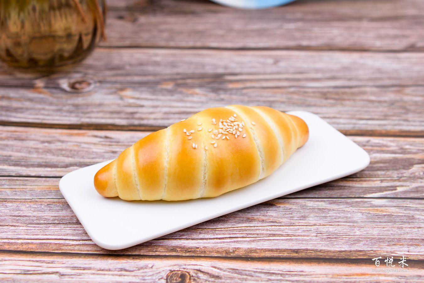 海螺面包的做法大全,海螺面包西点培训图文步骤详解