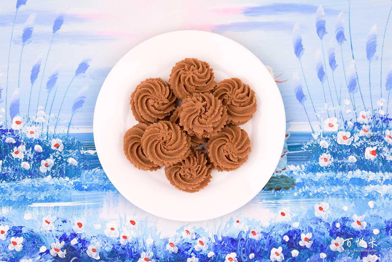 巧克力曲奇饼干高清图片大全【蛋糕图片】_446