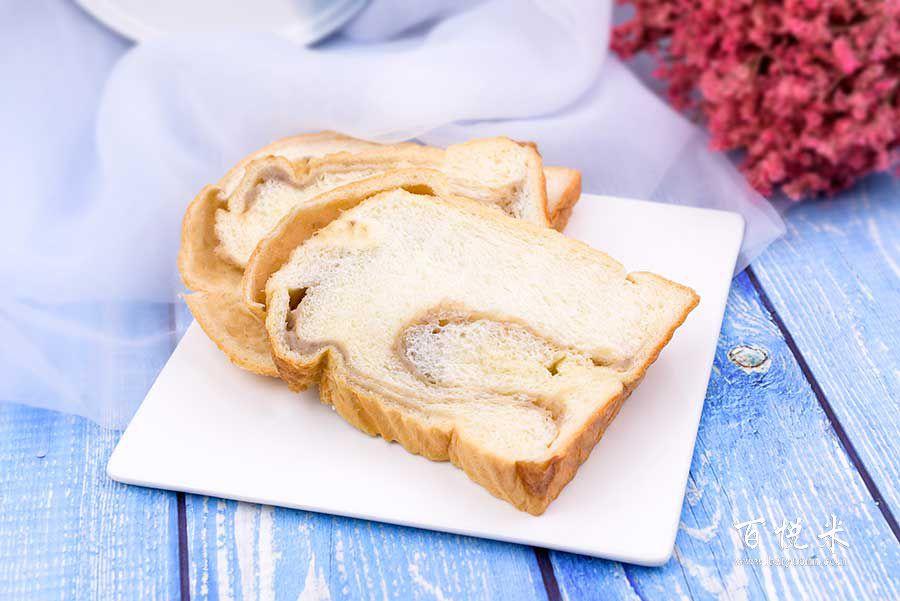芋泥吐司面包高清图片大全【蛋糕图片】