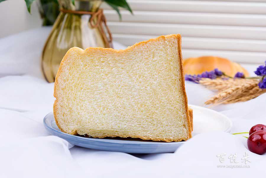 老面吐司面包的做法视频大全_西点培训学习教程