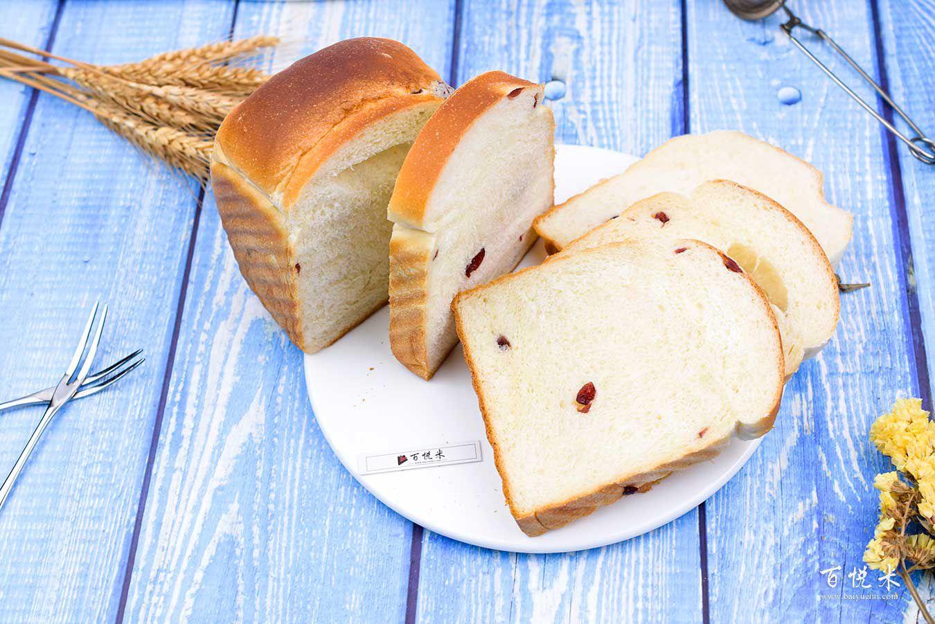 蔓越莓吐司面包高清图片大全【蛋糕图片】_529