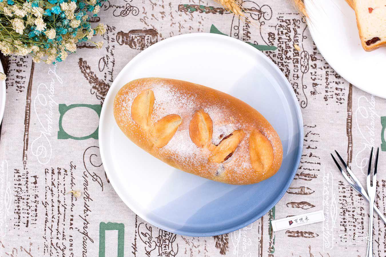 蔓越莓面包高清图片大全【蛋糕图片】_538