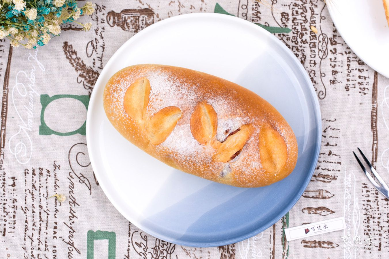 蔓越莓面包的做法大全,蔓越莓面包西点培训图文教程分享