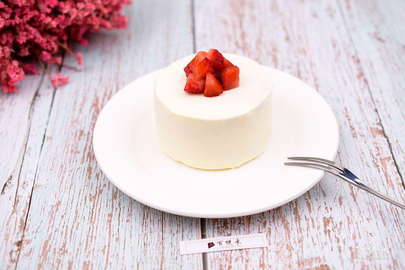 草莓小蛋糕高清图片大全【蛋糕图片】_584