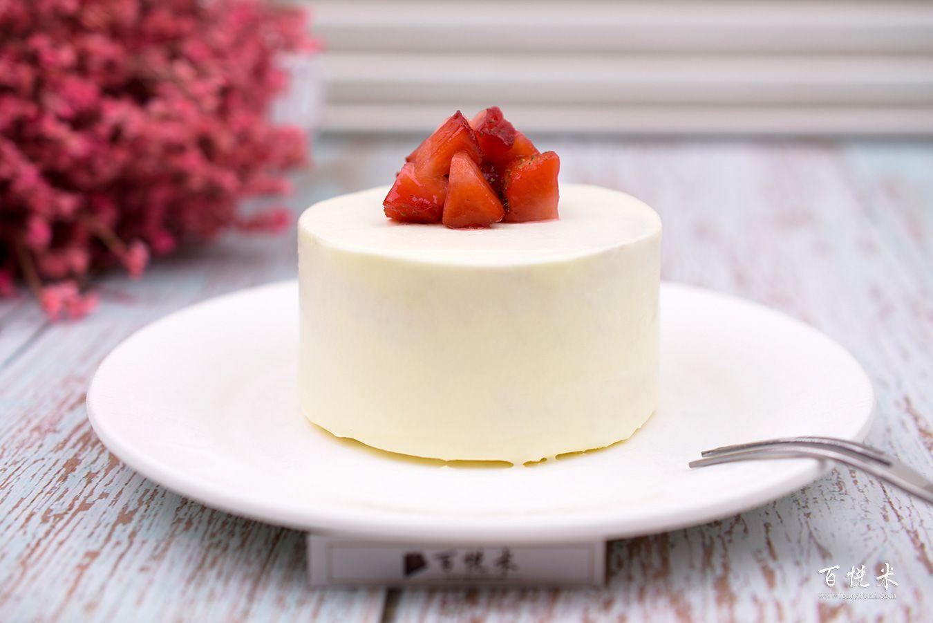 草莓小蛋糕高清图片大全【蛋糕图片】_583