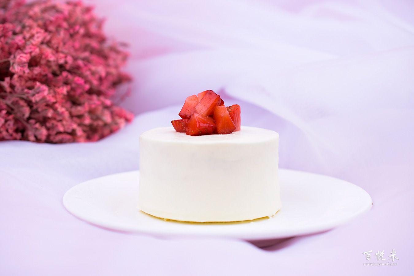 草莓小蛋糕高清图片大全【蛋糕图片】_588