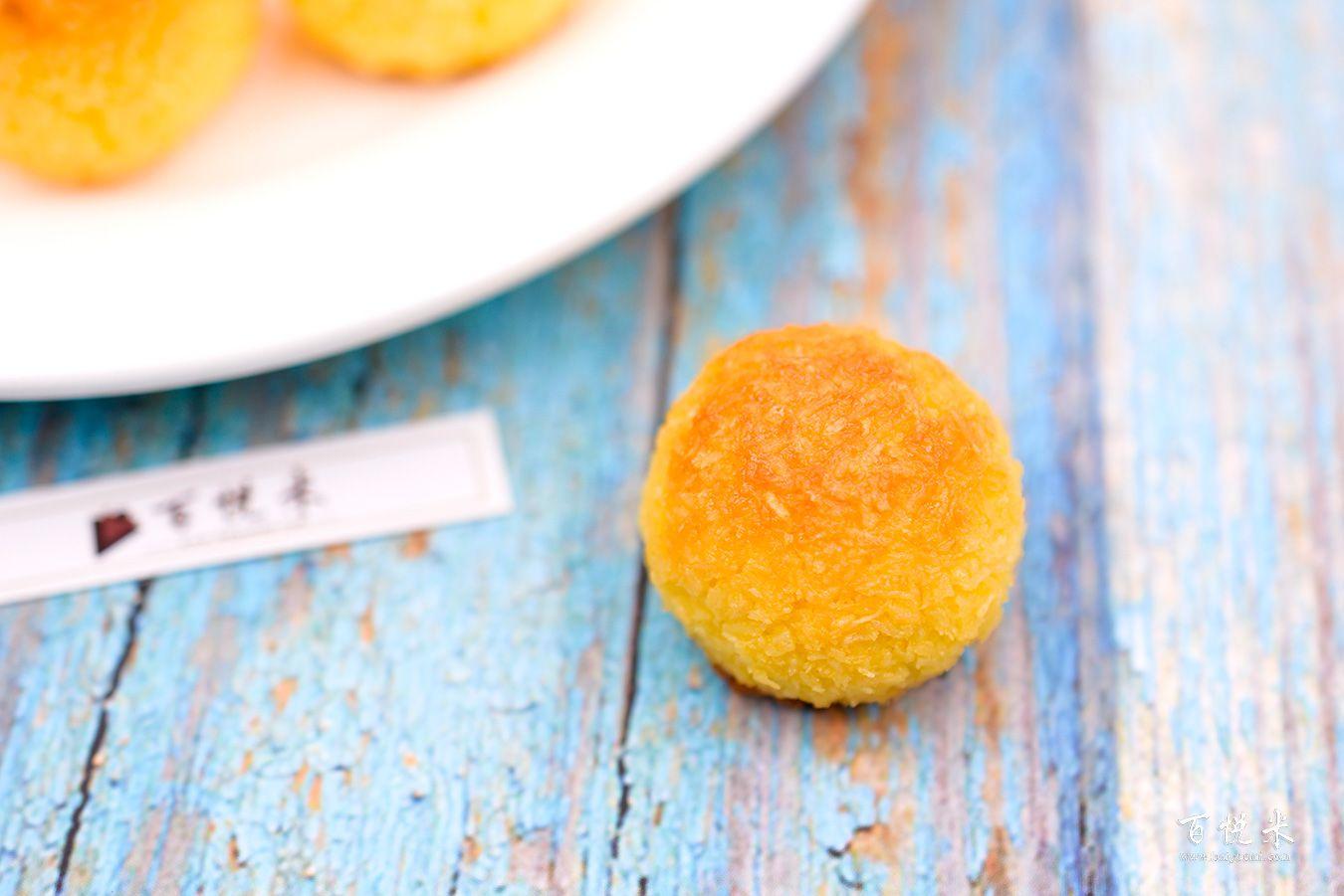 黄金椰蓉球高清图片大全【蛋糕图片】_592