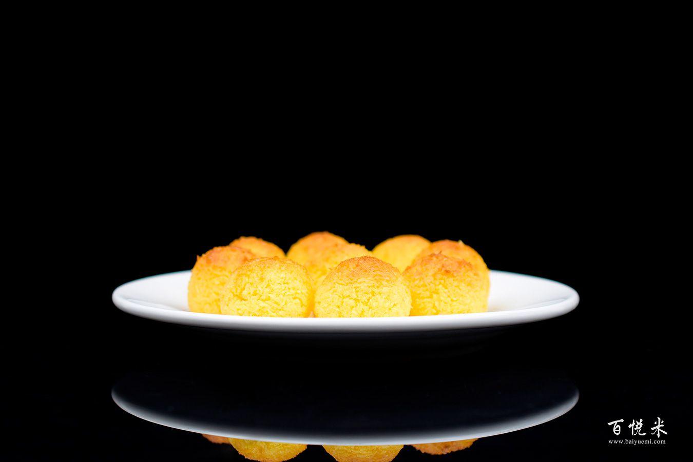 黄金椰蓉球高清图片大全【蛋糕图片】_593