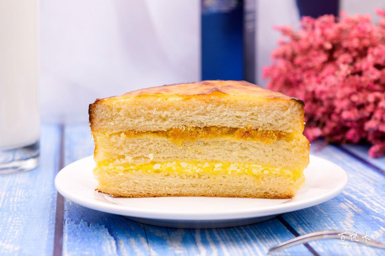 炭烧乳酪的做法大全,炭烧乳酪西点培训图文步骤分享