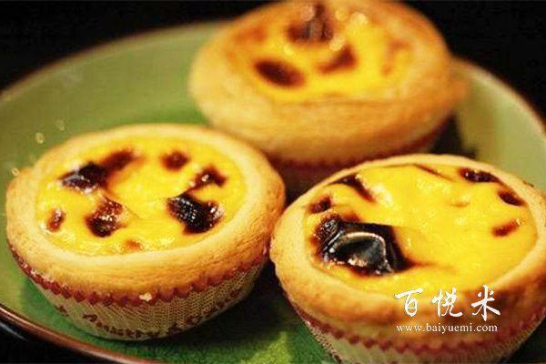 爱吃葡式蛋挞的你,知道蛋挞的做法怎么做吗?