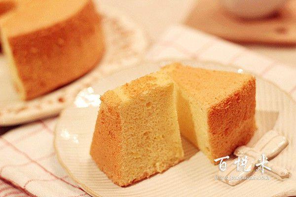 海绵蛋糕与戚风蛋糕的区别在哪?为什么长得一样?