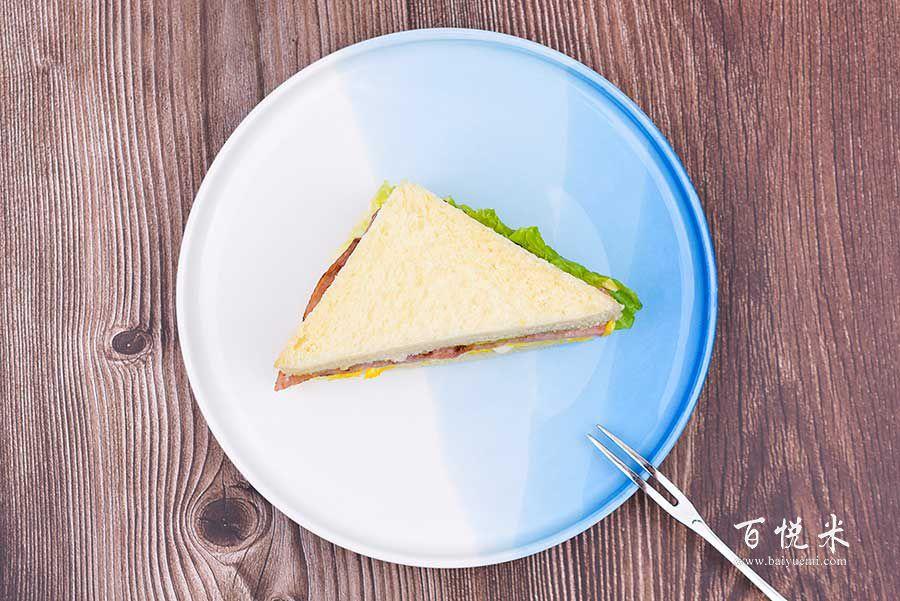 三明治的做法视频大全_西点培训学习教程