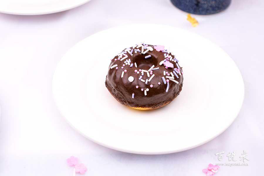 甜甜圈的做法视频大全_西点培训学习教程