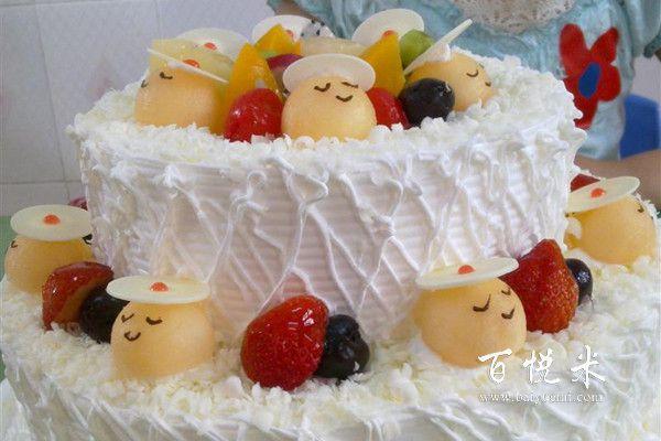 天使蛋糕体的做法以及天使蛋糕裱花,和戚风蛋糕差别大吗?