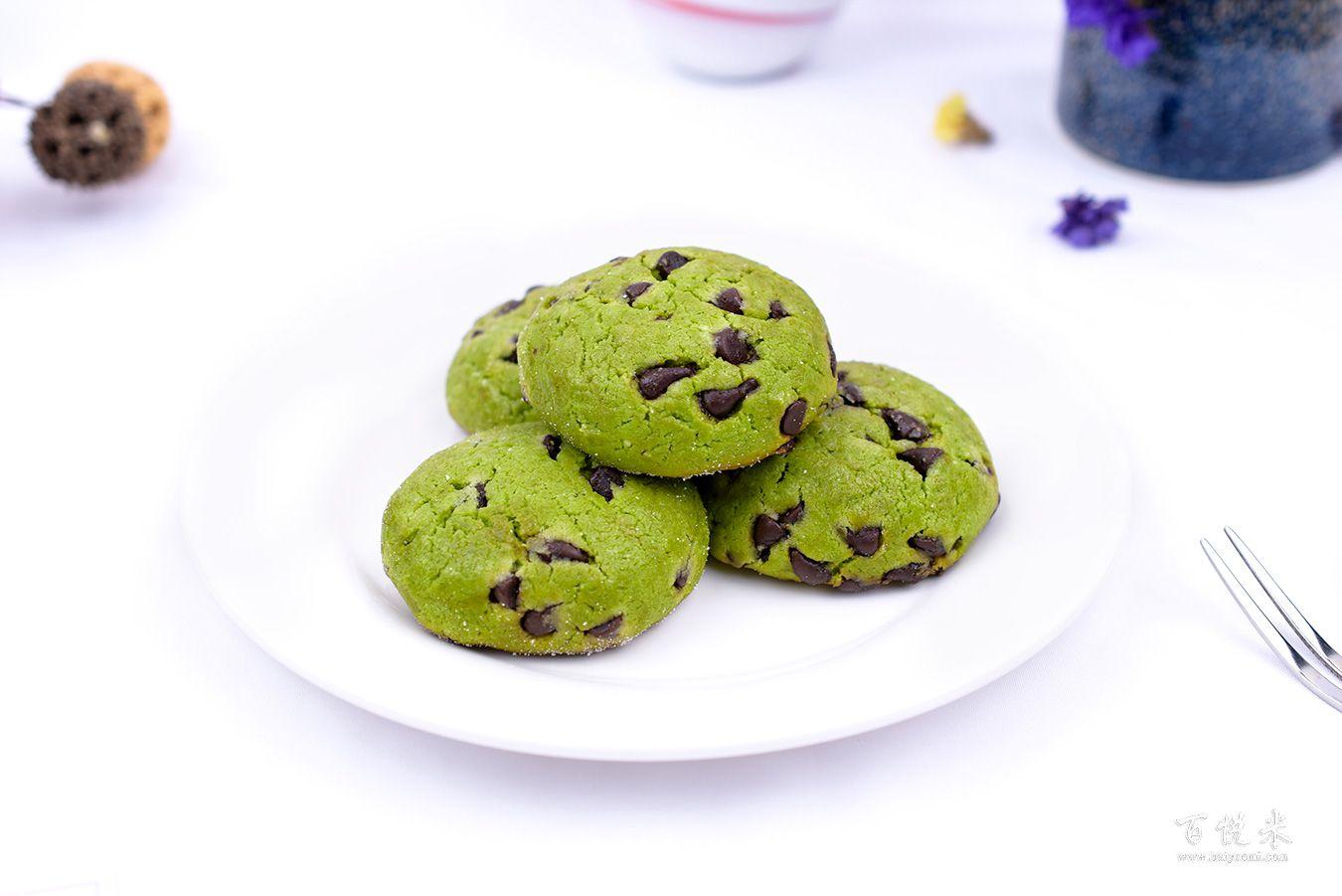 抹茶奶酪巧克力曲奇高清图片大全【蛋糕图片】_682