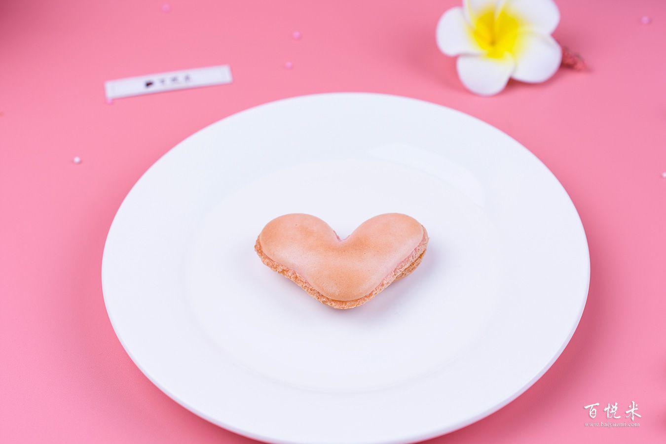 爱心马卡龙高清图片大全【蛋糕图片】_730