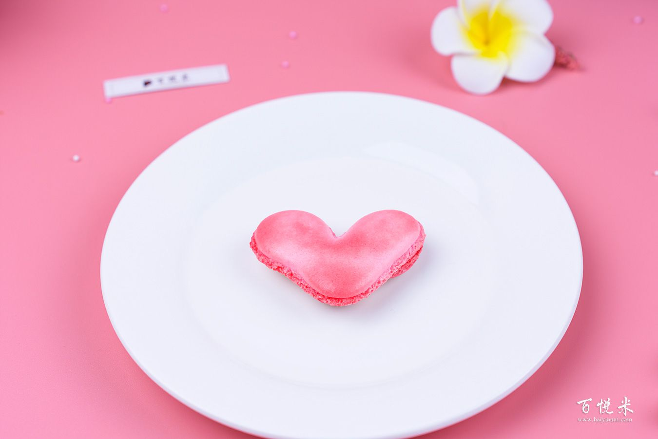 爱心马卡龙高清图片大全【蛋糕图片】_729